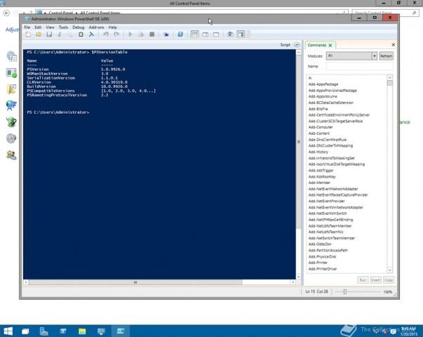微软新版Microsoft Windows Server 2016 Build 10.0.9926.0 泄漏