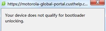 MOTO X+1(XT1085)官方解锁bootloader图文教程+去掉提示