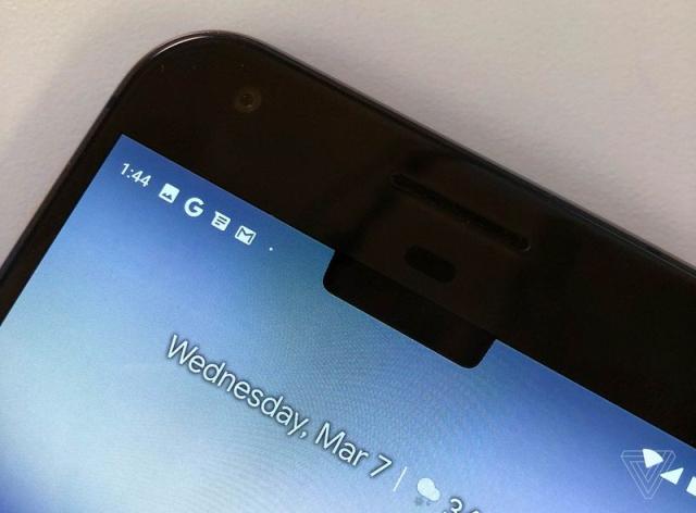 """Android 9.0首个预览版放出:专为""""刘海""""适配"""