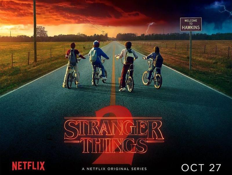 [怪奇物语 Stranger Things 第二季][全09集][中英字幕][720P] 迅雷下载