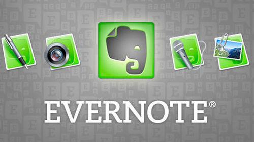 Evernote(印象笔记)iOS版8.0更新!专注于简单和效率高于一切!