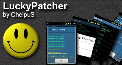 Lucky Patcher(幸运破解器 ) v7.4.7 官方版