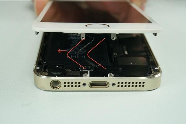 自己动手给iPhone5s更换电池详细图文教程
