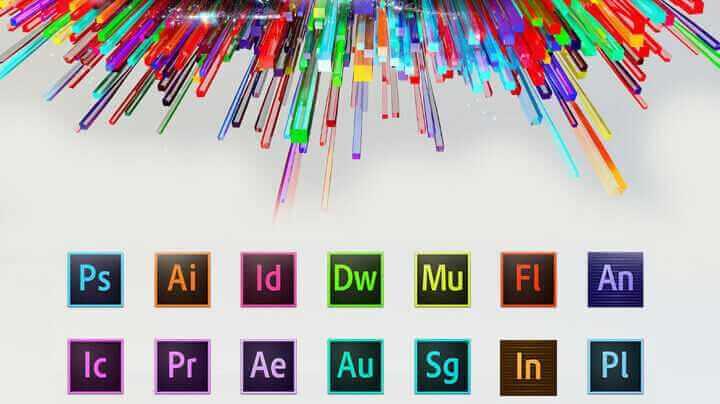Adobe 2020 Win全系列赢政大师版 v10.7#1 + 全系列独立版