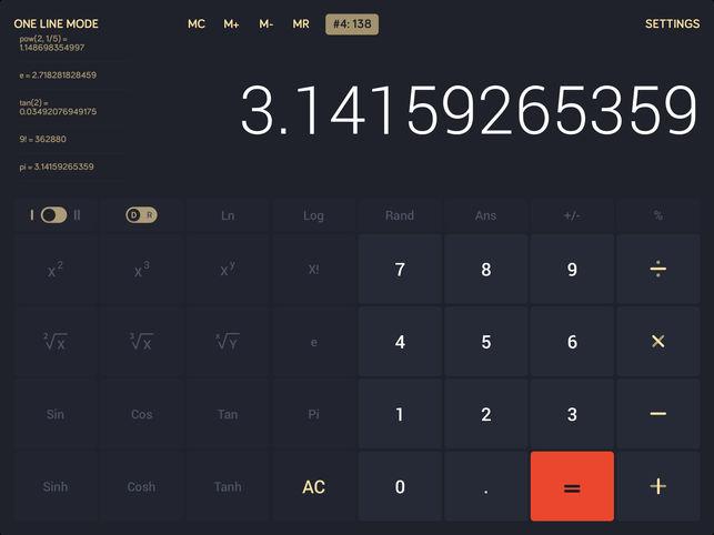 Calcly计算器-适用于iPad