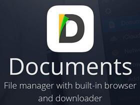 Documents 6—IOS最好用的文件管理器