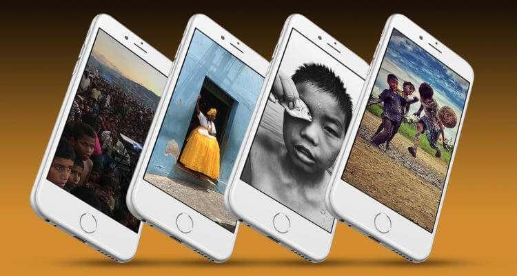 2019 iPhone摄影大赛获奖作品公布,意大利摄影师用iPhone X拍出终极大奖
