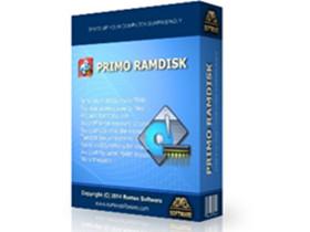 内存虚拟硬盘Primo Ramdisk 6.1.0官方版+ 5.7.0 破解版/服务器版