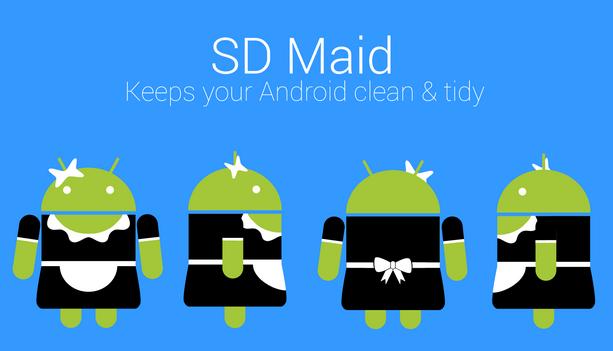 SD女佣SD Maid Pro 4.5.9最新破解专业版