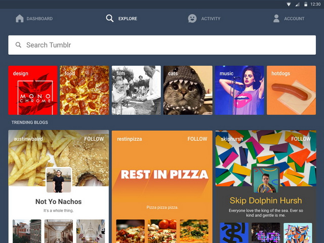 Tumblr v12.6.2.01+YouTube v14.06.54 +SnapTube VIP v4.58.1