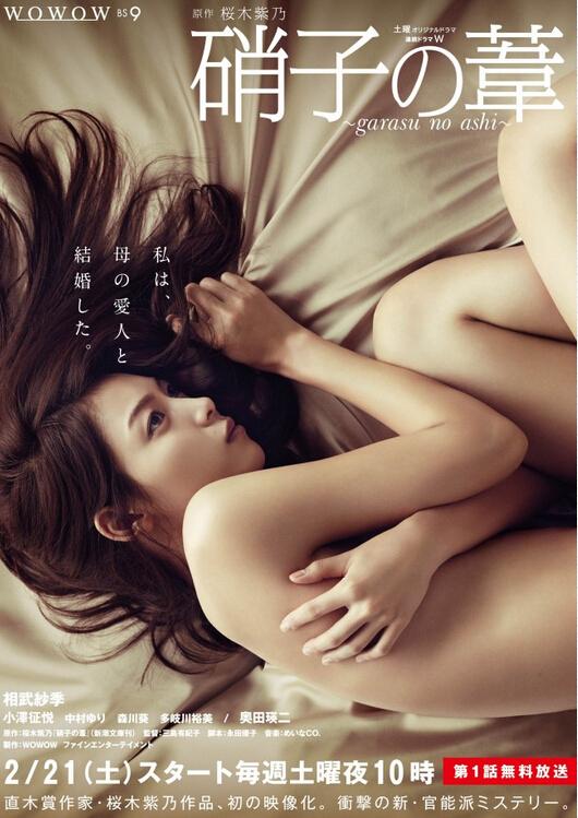 玻璃芦苇/硝子の苇 ~garasu no ashi~全04集 720P(日语中字)BT/磁力/百度云下载