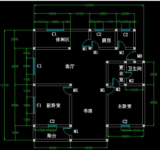 CAD迷你家装 2018 R4官方版+R3 破解版