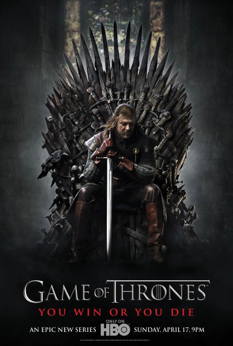 HBO史诗巨著:冰与火之歌:权力的游戏/Game of Thrones 第一季 未删减版 720P 中英字幕