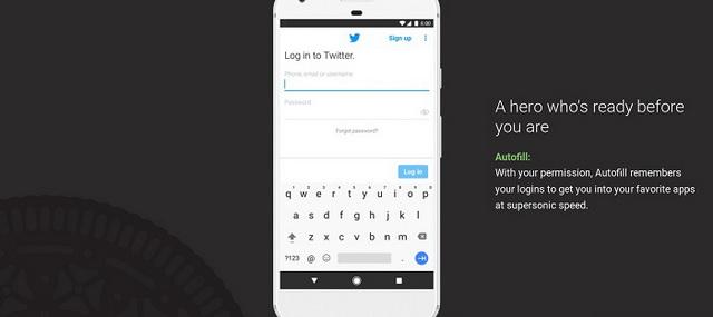 "Android 8.0""奥利奥(Oreo)""正式发布:带来如下新特性"