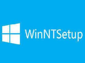 WinNTSetup(系统安装引导工具) v3.9.0.0 中文版/增强版/单文件版